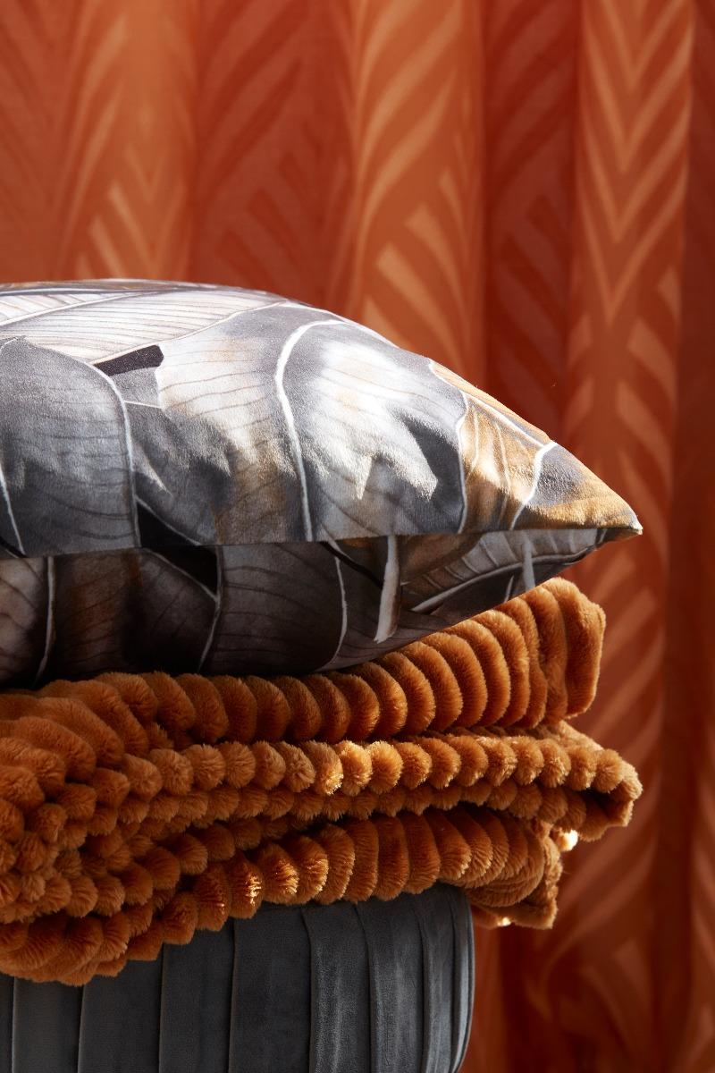Pehmeä huopa Baloo - marsala