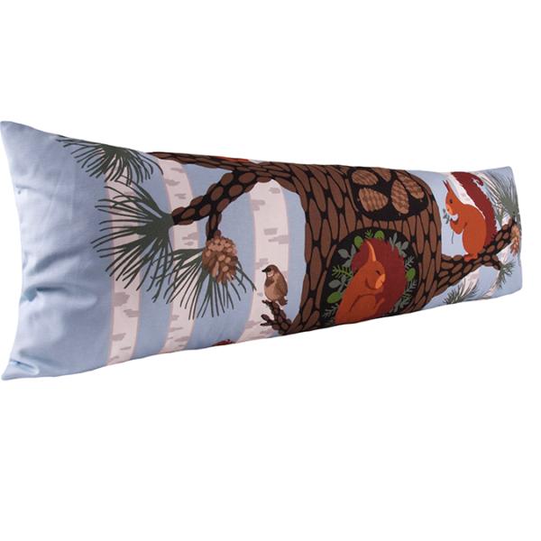 Vartalotyynyn päällinen Kurrepuu 45x145cm