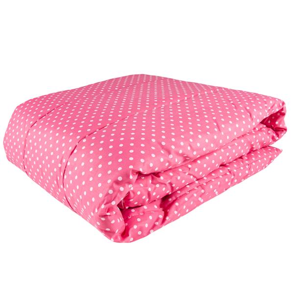 Kuitupeitto Onni 150x200cm - pinkki