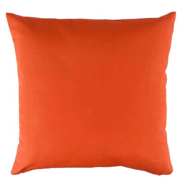 Koristetyyny Otto 45x45cm - oranssi