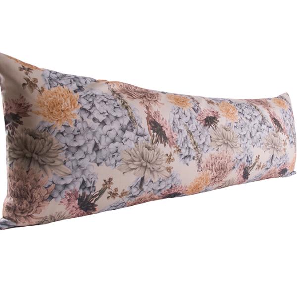 Vartalotyynyn päällinen Hortensia 45x145cm