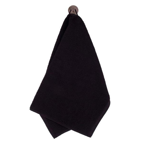 Käsipyyhe 50x70cm - musta
