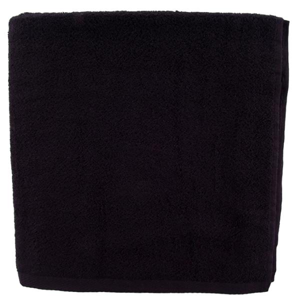 Kylpypyyhe 70x140cm - Musta