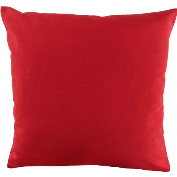 Koristetyyny Otto 45x45cm - punainen