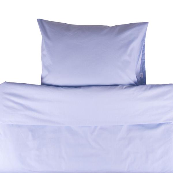 Painopeiton pussilakanasetti 150x210cm - sininen
